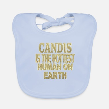 Candy Candis - Baby Bib