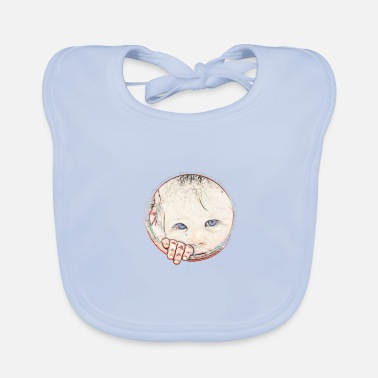 Windows Window to the world - Baby Organic Bib