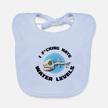 Game Gaming water level nerd geek - Baby Bib