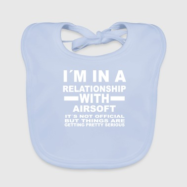 Relationship with AIRSOFT - Baby Organic Bib