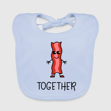 Better Together Partnerlook (Part2) Speck - Baby Bio-Lätzchen