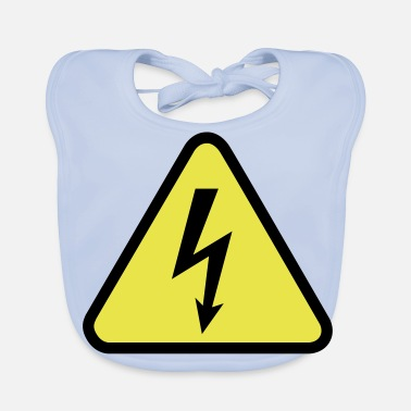 Electricity electricity - Baby Bib