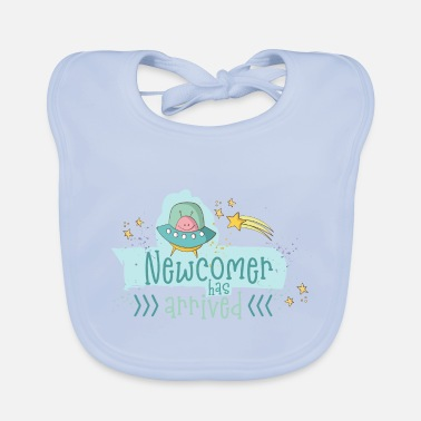 Birth Baby Birth: Newcomer - A boy is born - Baby Bib