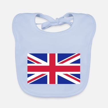 Flag UK - Baby Bib