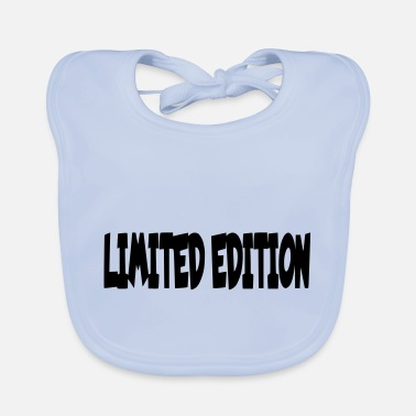 Witty Limited edition, special, special, unique 002 - Baby Bib