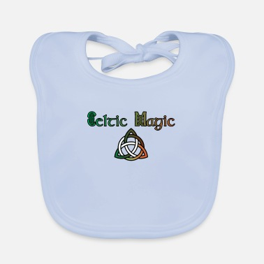Celtic Celtic Magic - Baby Bib