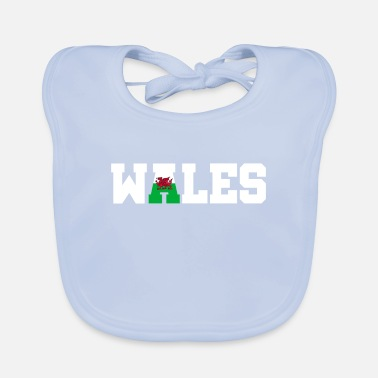 Made in WALES Baby Bib