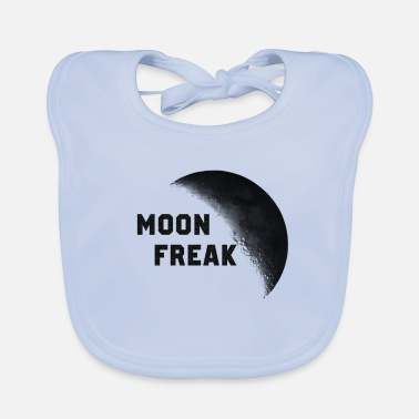 Freak Moon Freak ... Moon Freak - Bavoir Bébé