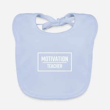 Motive Motivational Trainer - Motivation - Baby Bib