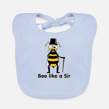 Like A Sir bee like a sir - Bavoir Bébé