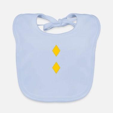 Candidate Officer candidate - Baby Bib