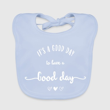 Good Day - Baby Organic Bib