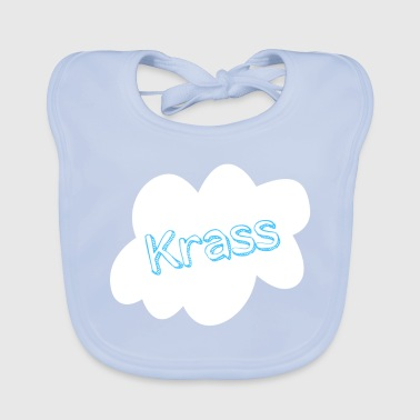 crass cloud - Baby Organic Bib