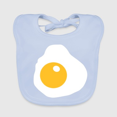 Fried Egg - Baby Organic Bib