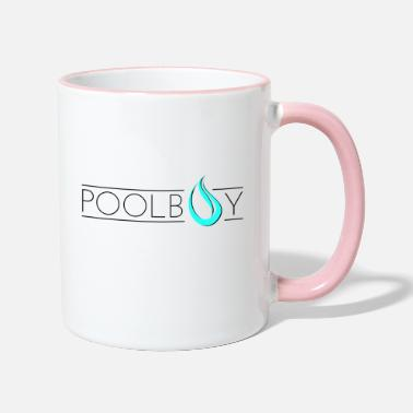 Pool Poolboy Pool Pool 3 - Mug contrasté