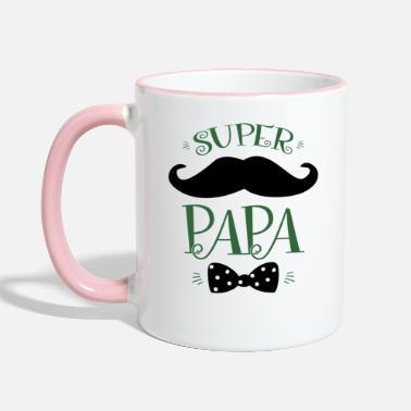 Mugs En Papa À LigneSpreadshirt Commander Et Récipients vYf6b7gy
