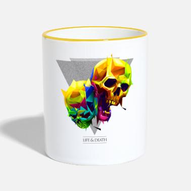 Mythical Collection Skulls - Contrasting Mug