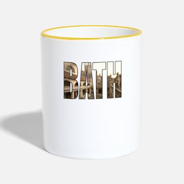 Uk BATH UK - Mug contrasté