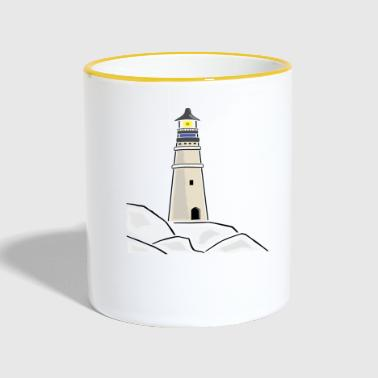 maritime Lighthouse - Tofarget kopp