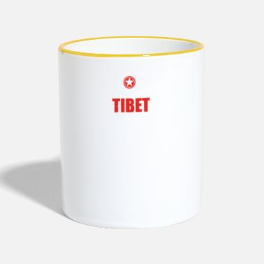 Tibet Gift it sa thing birthday understand TIBET - Two-Tone Mug