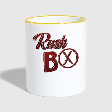 b rush minimum - Mug contrasté
