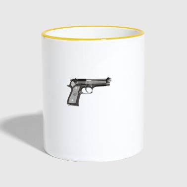 Partner of Crime Partners in Crime Idea - Contrasting Mug