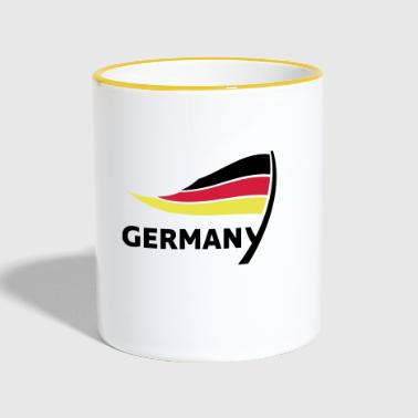 Made In Germany Germany - Tasse zweifarbig