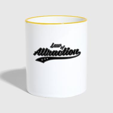 Son In Law Law of Attraction - Contrasting Mug
