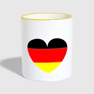 Germania - Germania - Tazze bicolor