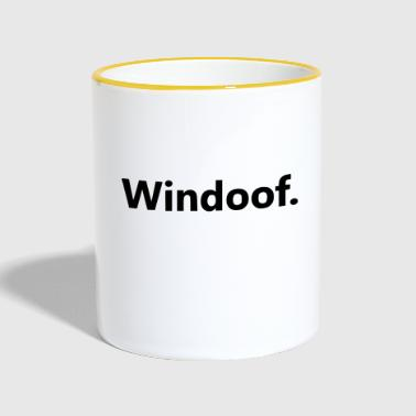 Windows - Tasse zweifarbig