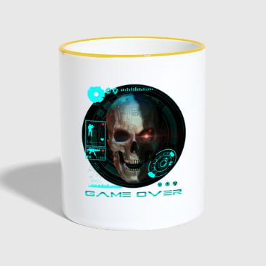 Game Over - Mug contrasté