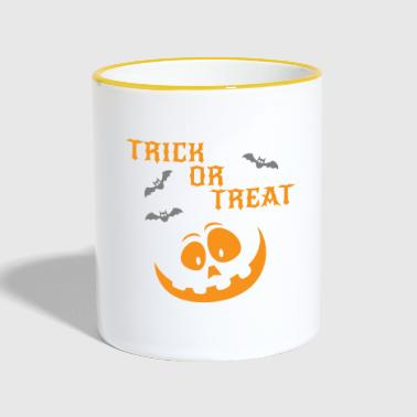 Trick Or Treat Bd9LkZ - Tasse zweifarbig