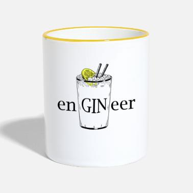 Ingegnere ENGINEER (Gin and Tonic) - Tazze bicolor