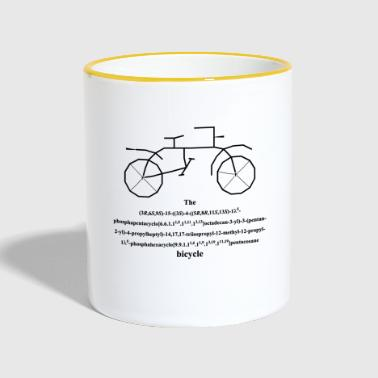 Bicycle - bicycle - Contrasting Mug