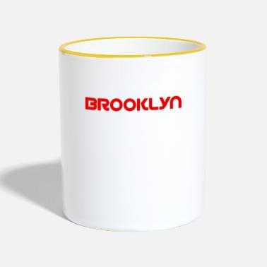 Brooklyn Brooklyn - Mug bicolore