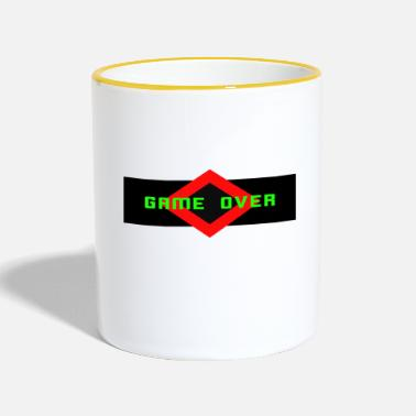 Game Over Game Over - Tasse zweifarbig