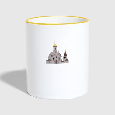 Orthodox Church - Contrasting Mug