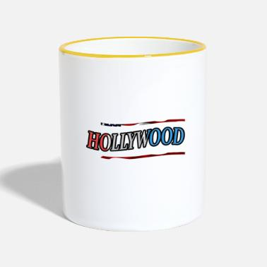 Hollywood Hollywood - Tazze bicolor