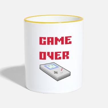 Game Over Game over - Tazze bicolor