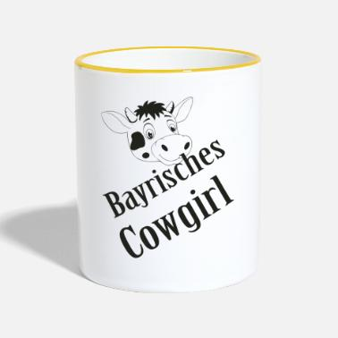 Bavarian Bavarian - Two-Tone Mug
