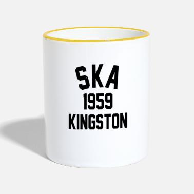 Ska Ska 1959 Kingston - Contrasting Mug