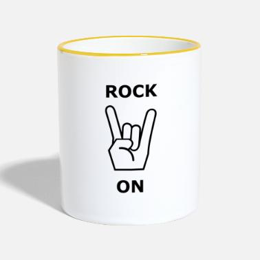 Rock Skirt Rock On - Metal & Rock - Mok tweekleurig
