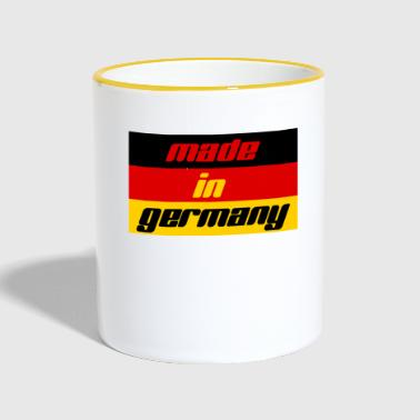 Made In Germany made in germany - Tasse zweifarbig