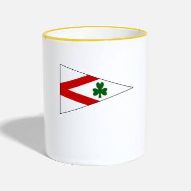 Sailing and Cruising Northern Ireland - Two-Tone Mug