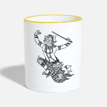 Collections Monkey collection - Contrasting Mug