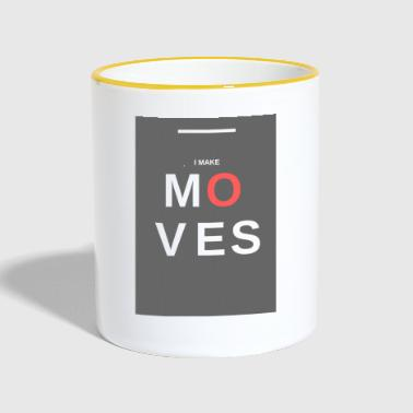 Move MOVES - Contrasting Mug