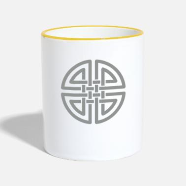 Celtics Celtic - Two-Tone Mug