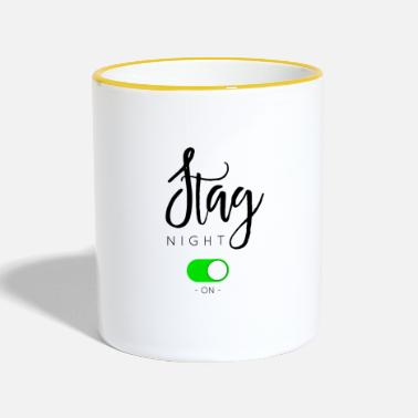 Stag STAG NIGHT - Two-Tone Mug