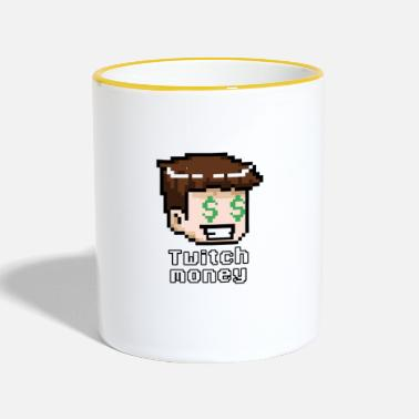 Twitch Twitch Money ! - Mug contrasté