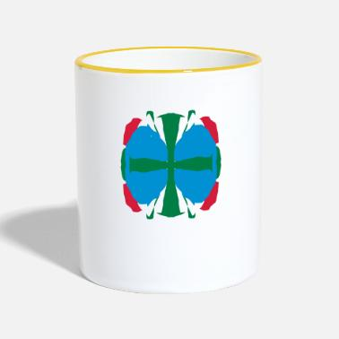 Ornament ornamental - Contrasting Mug